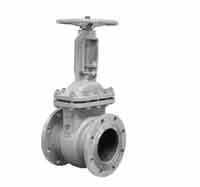 Wedge gate valve