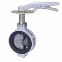 Aluminum alloy butterfly valve