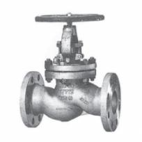 Globe valve 300UPAUPAM