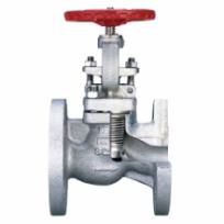 Corrugated globe valve