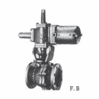 JIS Cast iron ball valve