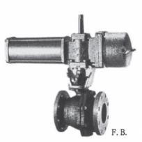 JISCast iron ball valve