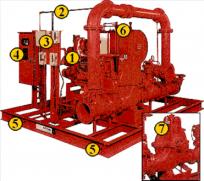 Steam-powered energy-saving system